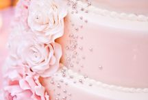 Wedding cake! / by Mitzi Smith