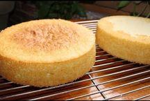Vanill Sponge Cake