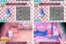 Animal crossing / QR codes