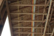 Prairie Way / We take pride in our work. The wiring in the ceilings and in the walls should be installed with professionalism.