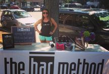 Bar Method Fairfield  / Us out and about Fairfield, CT!