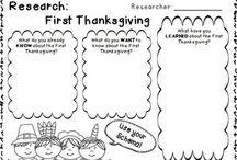 Thanksgiving Work