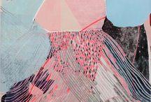 art : pink