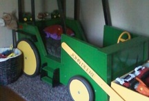 Braxton Loves Tractors