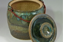 Pottery / by Critter DeLayne