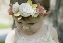 Meriwether & Moxie / Online boutique offering whimsical felt flower crowns and decor items