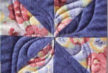 pinwheel quilting