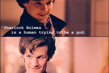 Doctor & Sherlock
