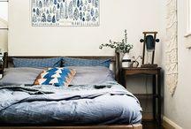 california eclectic bedrooms