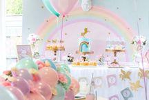 Nooran unicorn party