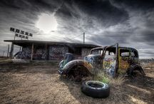 Historic Route 66 / ON MY BUCKET LIST  To Do The WHOLE THING!!!!! / by Gay Riipinen