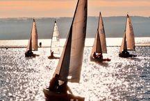 Парусники / sailboats