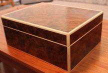 Декоративные коробки