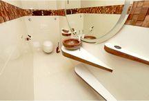 Malé kúpeľne
