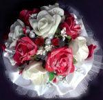 Букеты дублёры для свадьбы, невесте