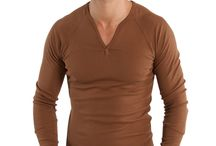 4-rth Men's Thermals / www.4-rth.com  4-rth Sustainable Fashion Men's Thermals