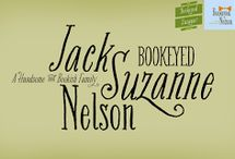 Bookeyed Nelson™ Font Download