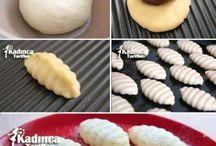 κουλουράκια παξιμάδια μπισκότα