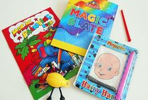 Magical Parties / Turn any party into a magical one for your little wizards and witches with these fun filled party bag ideas!