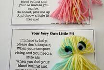 Kid's crafts/activities