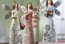 Keramika-sochy