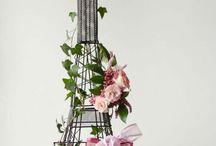 tour Eiffel decoree