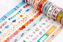 ❤ WASHI TAPES ❤