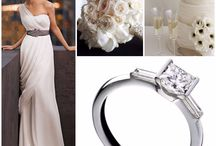 What type of bride are you? / Bridal styles and inspiration for your engagement ring...