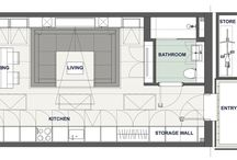 Compact housing