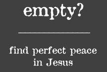 Jesus stuff / by Michelle Preston