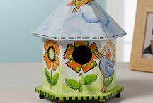 Bird Houses / by Lemongirl 62
