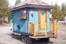 vardos & tiny homes / by otter song
