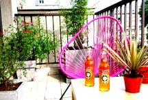 Fauteuil et ambiance Outdoor / Les ambiances outdoor, piscine, jardin, terrasse et autre lieu de détente extérieur