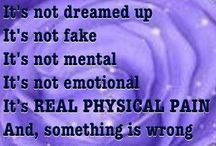 It's not just about the pain / Fibromyalgia
