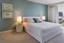 camera da letto mare