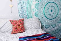 Bohemian Bedroom Tapestry