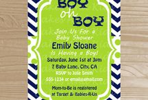 printable baby shower invites