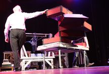 Big illusions - CTI style / A few of the magic illusions we have designed and built, for our own shows and for others.