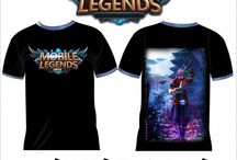 T Shirt Mobile Legend