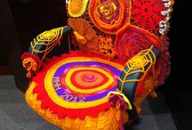 Yarn Bombing 101 / Get the the low down on all you need to know to become the ultimate stealth yarn bomber, aka yarn stormer.   / by Lindsay Obermeyer