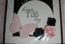 Cards ~ Wedding / Anniversary