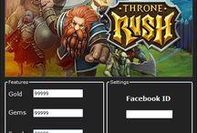 cheat gems throne rush