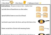 Picture Fun Recipes! / Easy to follow step-by-step recipes for people with disabilities!