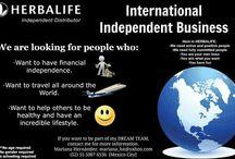 International Independent Business. Negocio Independiente Internacional. / Gana dinero extra sin descuidar a tu familia o tu escuela. Tu te pones tus propios horarios. No tendrás jefes. Podrás gozar de libertad financiera y viajar. Ask