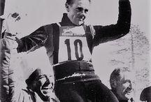 Ski Legends / Pioneros, deportistas y personas vinculadas a los deportes de invierno