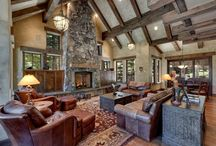 Tahoe's Luxury Properties / A board for all featured Tahoe Luxury Real Estate. If you are looking into buying your next Ski Home, browse this board to see some options, tell us what catches your eye!