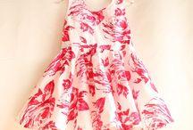Kjoler / Fantastiske kjoler! Til en hver prinsess!