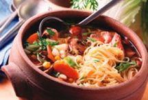Soups / Turkey soup