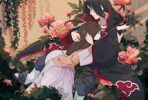 ItaIzu (Itachi Uchiha & Izumi Uchiha) ♡