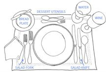Set Your Table with Silver